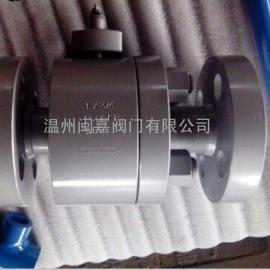 Q347F-16P蜗轮蜗杆不锈钢球阀