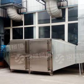 橡胶/塑胶制品行业VOC废气治理 注塑挤出机VOC废气净化