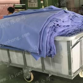 印染推布车 张家港K500L纺织周转车定制