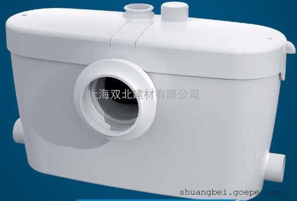 小型家用污水提升设备安装