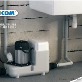 上海污水提升设备 地下室排污泵