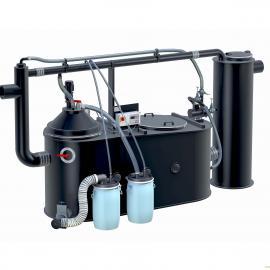Kessel科赛尔新鲜油脂分离器 餐饮用油水分离设备