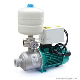 德国威乐MHI203变频增压泵组智能恒压水泵家用不锈钢静音