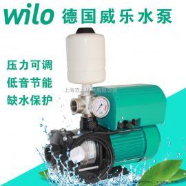 德国威乐MHIL403变频增压泵不锈钢家用静音恒压水泵特价