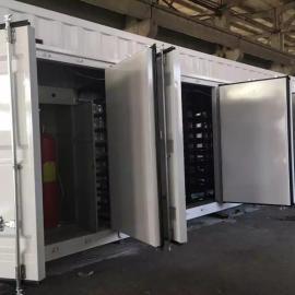 储能电池机组集装箱储能设备集装箱特种集装箱制造厂家