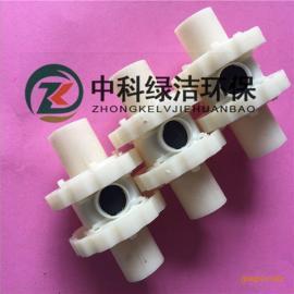 单孔膜曝气器丨管式曝气器丨曝气生物滤池曝气器 中科绿洁