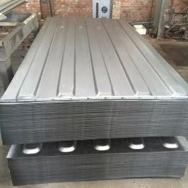 加工定做 集装箱四股方头/五股圆头 瓦楞型顶板 顶盖板