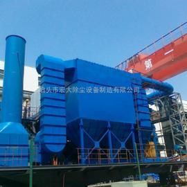 除尘器/布袋除尘器 PPC128-4气箱式除尘器