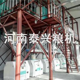 小麦面粉机械-小麦磨面机械-小麦磨面设备