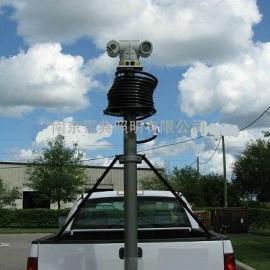车顶监控摄像头升降支架