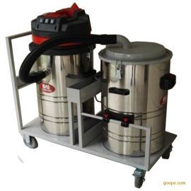 正规工业厂房用吸尘器 双桶工业吸尘器 吸尘器厂家零售