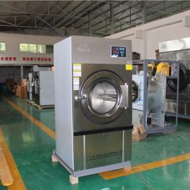 15公斤干衣机品牌厂家广东力净工厂直销电加热节能型全自动不锈钢