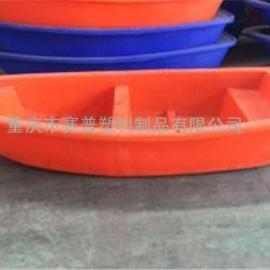 新款3.5米塑料船/PE船/钓鱼船多少钱一个