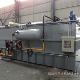 溶气气浮机在工业中的应用