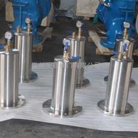 不锈钢水锤消除器YQ9000 不锈钢水锤消除器