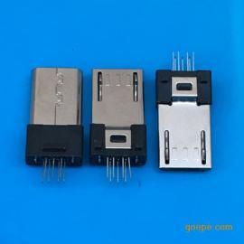 MICRO 7P公�^�A板/V8-加�L�~克7P�A板焊� 勾四