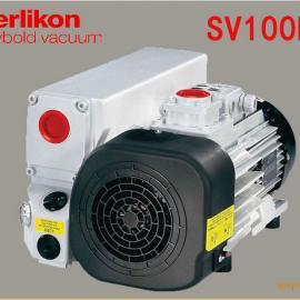供应德国莱宝莱宝SV100B旋片真空泵,极限压力50pa