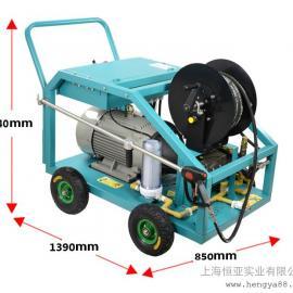 500kg缠绕器清洗机商用大型洗车机进口泵剥树皮养殖场
