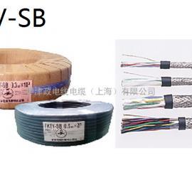 日本富士电线弱电计装用电缆FKEV-SB