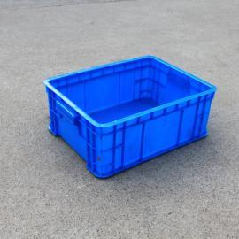 钧宏塑业厂家批发400-160物流周转箱,塑料元件盒