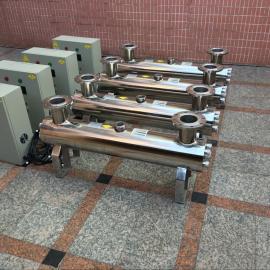 厂家供应二次供水紫外线杀菌器,大功率紫外线消毒器