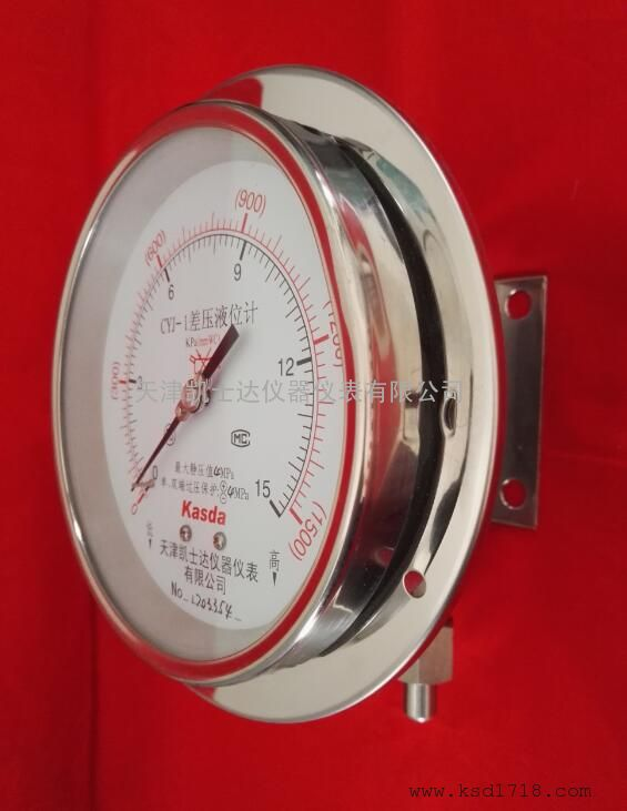 CYJ-1不锈钢型差压液位计