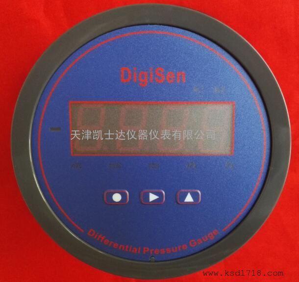 DPG数字差压表,DPG数显压差表