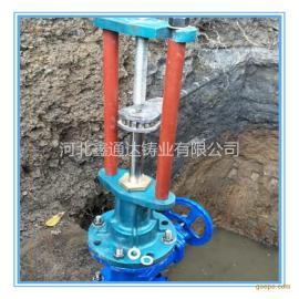 河北厂家直销管道带压开孔装置 手动不停水钻孔机