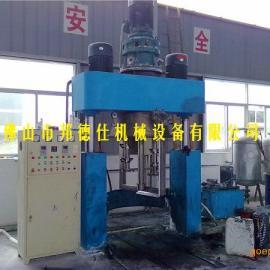 广西玻璃胶设备 密封胶强力分散机