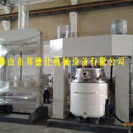 玻璃胶生产设备厂家 东莞强力分散机