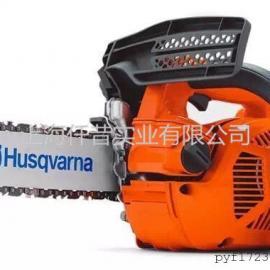 瑞典胡斯华纳 富世华 435单手小油锯 修枝锯 伐木锯