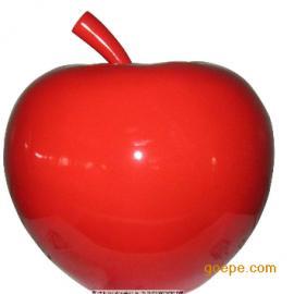 定制玻璃钢苹果雕塑 水果蔬菜雕塑 园林景观雕塑 可来图定制