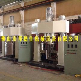 聚氨酯密封胶设备 真空型强力分散机