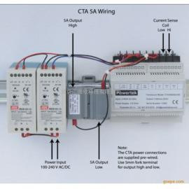 Powertek带5A输出的大电流传感器CTA