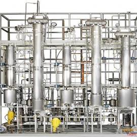 不锈钢精馏塔_精馏成套塔器_甲醇精馏塔设备不锈钢精馏塔装置江西