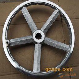 钢管焊接手轮 机床电镀手轮 欢迎购买
