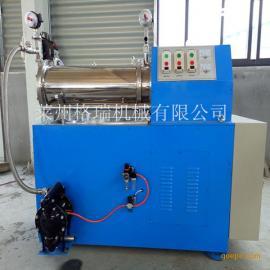供应SK系列卧式砂磨机,不锈钢卧式砂磨机