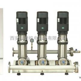 兴平箱式变频供水设备