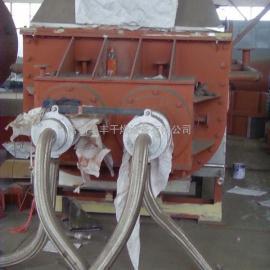 淤泥桨叶干燥设备 淤泥烘干机厂家