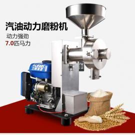 郑州汽油磨粉机,磨杂粮的机器多少钱一台