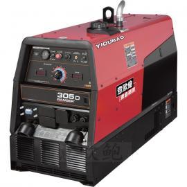 德国双缸600A永磁柴油发电电焊机