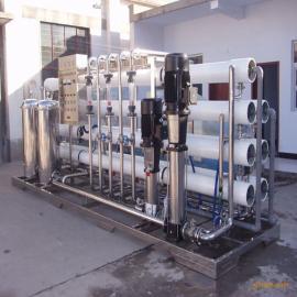 电子产品生产与清洗用高纯水设备, 饮料行业纯水设备