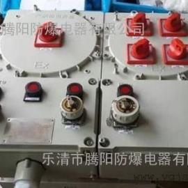BDX52-4回路防爆插座箱电源箱