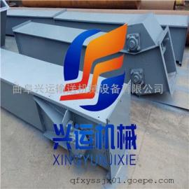 T型刮板上料机报价,铸石板刮板送料机,大型刮板上料输送机