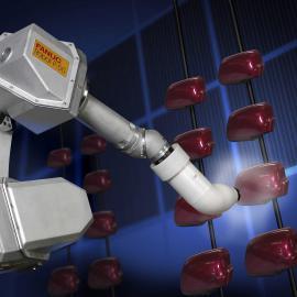 二手喷涂工业机器人 焊接机器人围栏 大米码垛机器人