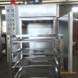 全自动多功能烟熏炉 豆干烟熏炉 红肠腊肉烟熏炉 生产厂家