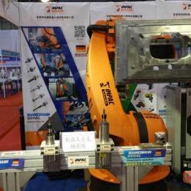 二手车身焊接机器人 焊接机器人大全 码垛抓手机器人