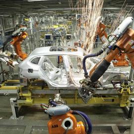 二手工业智能机器人 机械手品牌 e4上下料