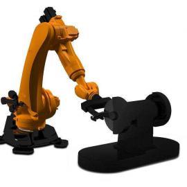 二手螺柱焊接机器人 焊接机器人济南 启帆喷涂机器人