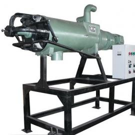 榨粪机 中原牌猪粪鸡粪牛粪鸭粪干湿分离挤压处理脱水机